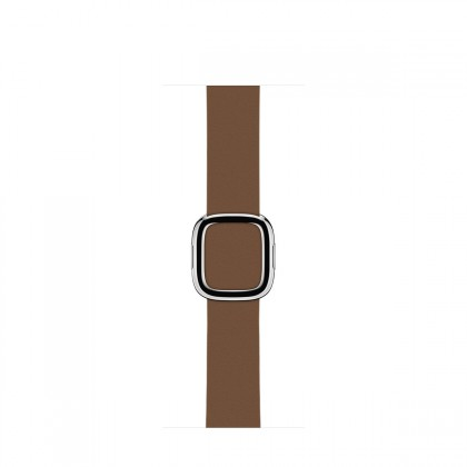 Apple - 38mm Brown Modern Buckle - Small