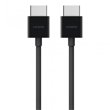 Belkin Premium UltraHD 4K/ HDR 18Gbps HDMI® 2M Cable Black
