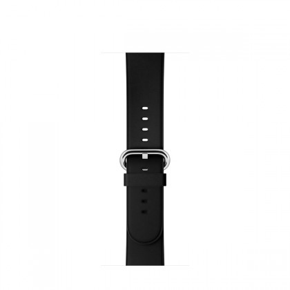 Apple - 38mm Black Classic Buckle