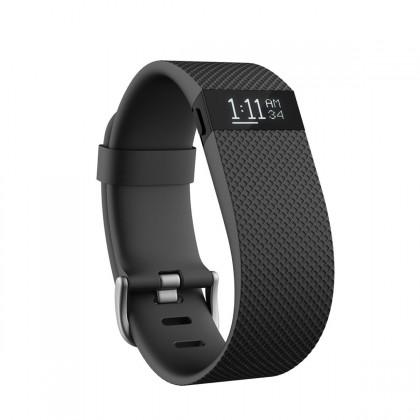 Fitbit Charge HR, Black Large - UK/EU