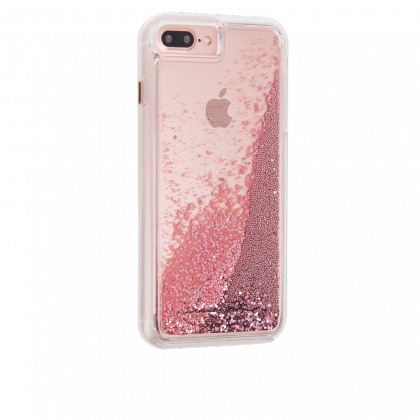 Case-Mate - iPhone 7 Plus Waterfall - Rose Gold