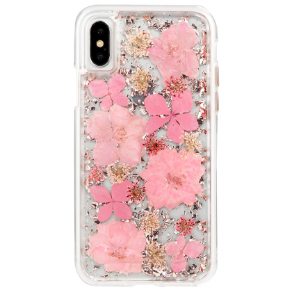 Case-Mate - iPhone X Karat Petals Case - Pink