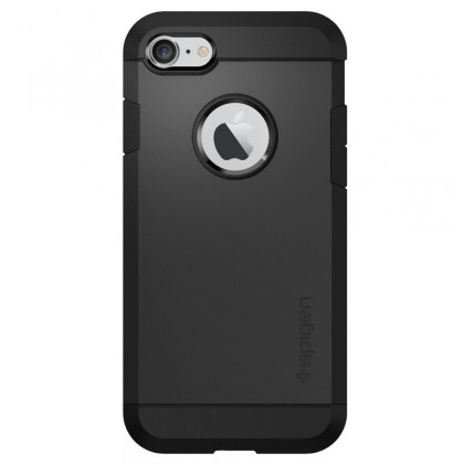 Spigen iPhone 7 Case Tough Armor Black 042CS20491
