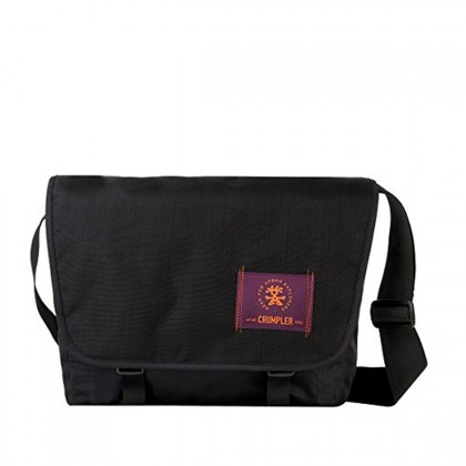 "Crumpler - Webster Messenger 13"" - Fekete"