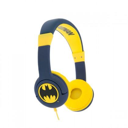 Jack & Cable - Batman On Ear Headphone - Caped Crusader