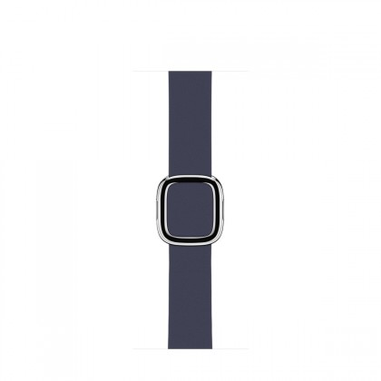 Apple - 38mm Midnight Blue Modern Buckle - Large