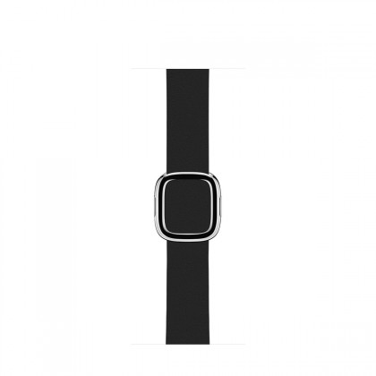 Apple - 38mm Black Modern Buckle - Small