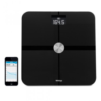 Withings Smart Body Analyzer and digital weighing scales