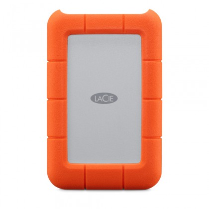 LaCie Rugged 2TB USB3 & USB C & Thunderbolt2