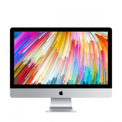 27-inch iMac with Retina 5K display: 3.8GHz quad-core Intel Core i5