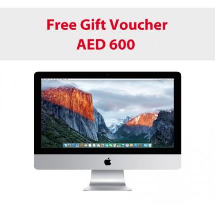 """21,5"""" Retina 4K iMac Quad-core i5 3.1GHz / 8GB / 1 TB / Intel Iris Pro 6200 / Arabic Keyboard"""