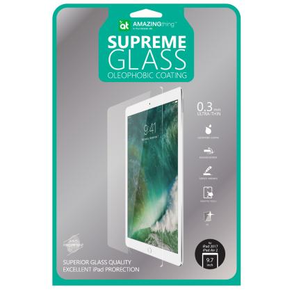 AT IPAD AIR 2 & 2017 0.33MM SUPREME GLASS