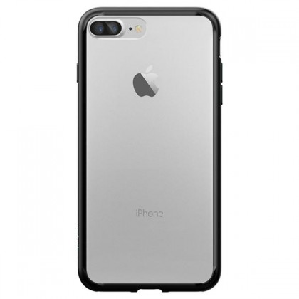 Spigen iPhone 7 Plus Case Ultra Hybrid Black 043CS20550