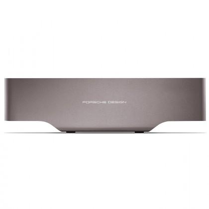 KEF Gravity One Wireless Bluetooth Speaker - Titanium