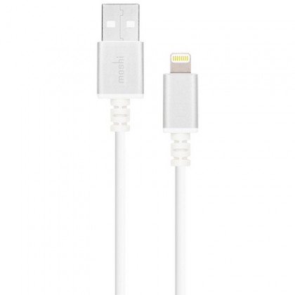 Moshi USB Cable 3M With Lightning Connector - White