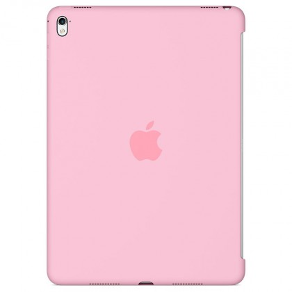 Apple Silicone Case for 9.7-inch iPad Pro - Light Pink