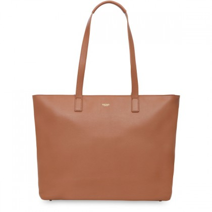 Knomo Mayfair Luxe Maddox 15inch leather top-zip tote Bag