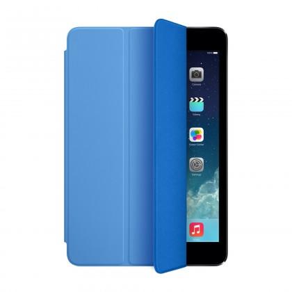 Apple - iPad mini Smart Cover - Blue
