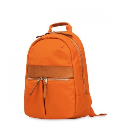 Knomo Mayfair Mini Beauchamp 10inch Small Backpack - Papaya