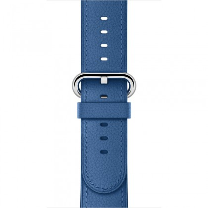 38mm Sea Blue Classic Buckle