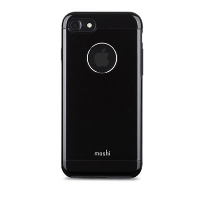 Moshi Iphone 7 Armour Slim Metallic Case - Jet Black
