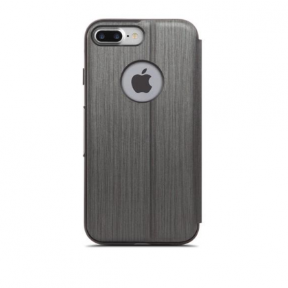 Moshi iPhone 7 PLUS Sensecover - Charcoal Black