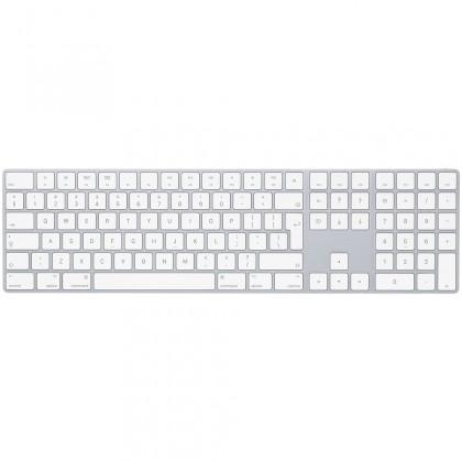 Magic Keyboard with Numeric Keypad - International English - Silver