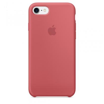 iPhone 7 Silicone Case - Camellia