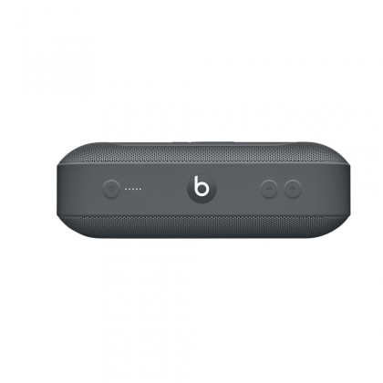 Beats Pill+ Speaker - Neighborhood Collection - Asphalt Grey