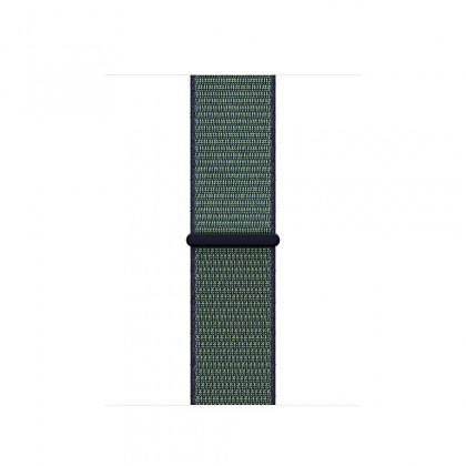 38mm Midnight Fog Nike Sport Loop