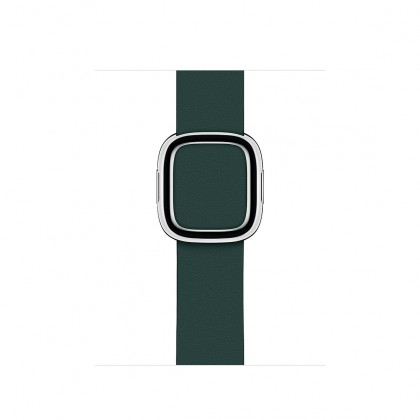40mm Apple Watch Leather Modern Buckle Band