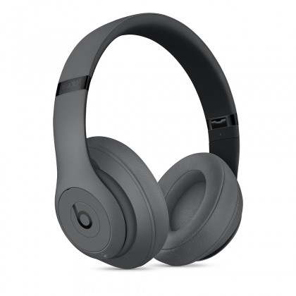 Beats Studio3 Wireless Over-Ear Headphones - Gray