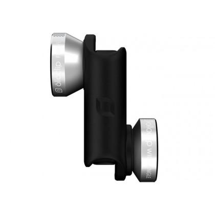 OLLOCLIP 4-IN-1 Lens  iPhone 6/6 Plus with Pendant