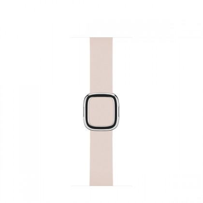 Apple - 38mm Soft Pink Modern Buckle - Small