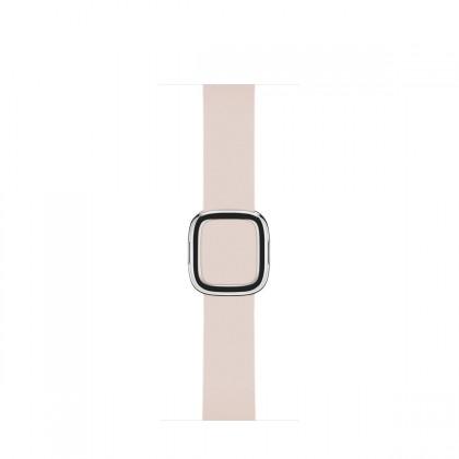 Apple - 38mm Soft Pink Modern Buckle - Large