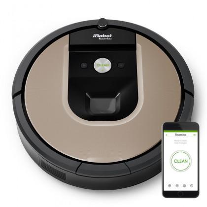 iRobot Roomba 966 EU Vacuuming Robot