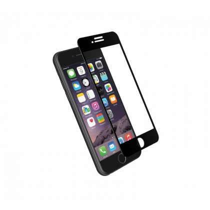 3D curved 9H  Tempered Glass iPhone7 Black
