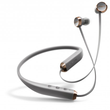 SOL REPUBLIC Shadow Wireless In-Ear Headphones-Gray