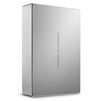 LaCie Porsche Design 4TB USB C Desktop Drive