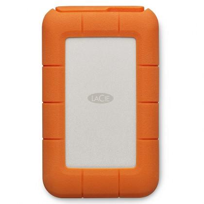 LaCie Rugged 1TB USB3 & USB C & Thunderbolt2 SSD
