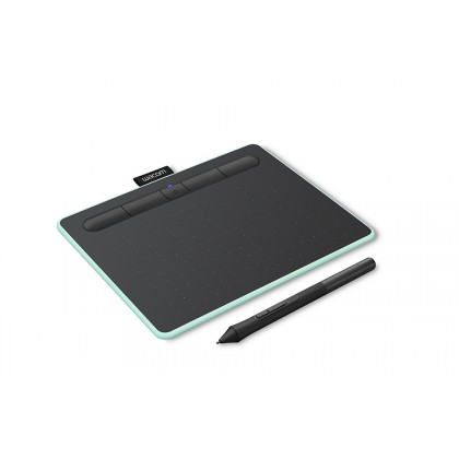 Wacom Intuos Medium Bluetooth Pistachio