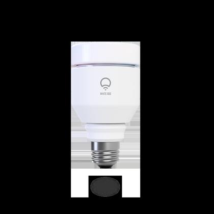 Edison Screw E27, Pearl White 800 (A19)