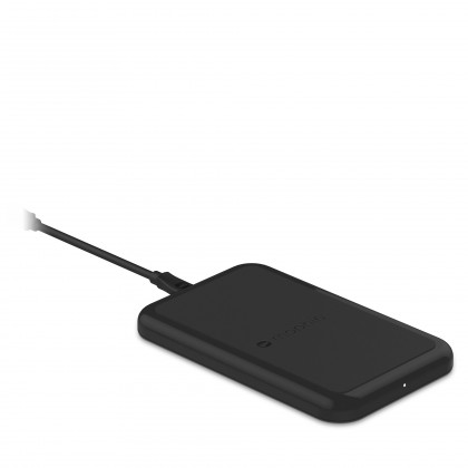 Mophie Charge Force Wireless Charging Pad  - Black