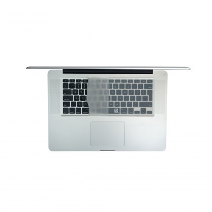EZQuest Invisible Ice Keyboard Cover for MacBook, MacBook Air, and MacBook Pro