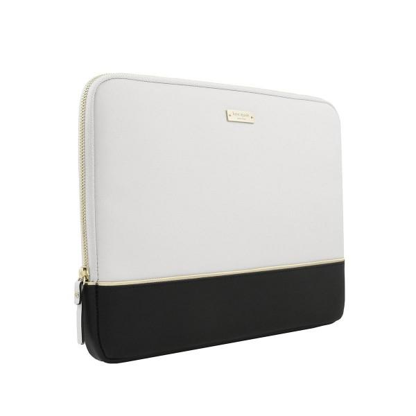Kate Spade New York - Macbook 13 Color-Block Sleeve With Metallic ...