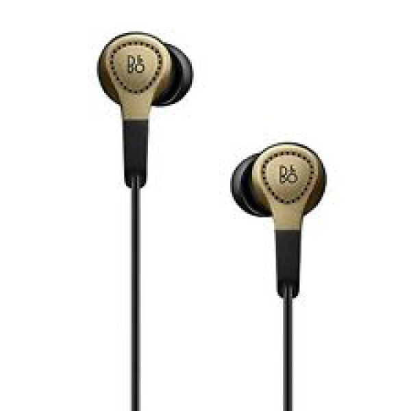 bang and olufsen beoplay h3. b\u0026o play beoplay h3 2nd gen. champagne , in ear headphones bang and olufsen beoplay