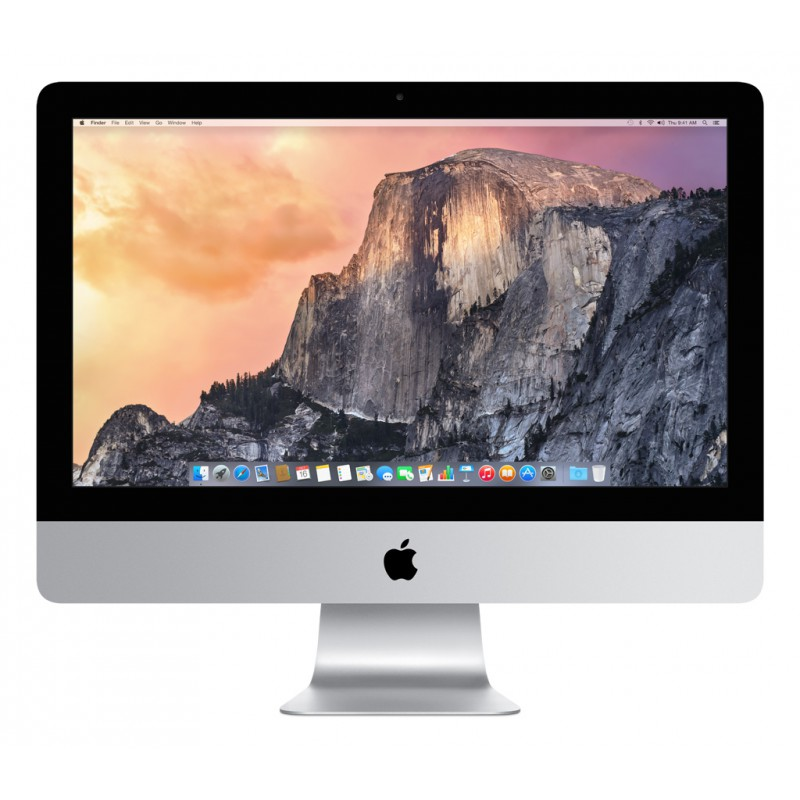 """iMac 21.5"""" i5 1.4 GHz mf883sl/a"""