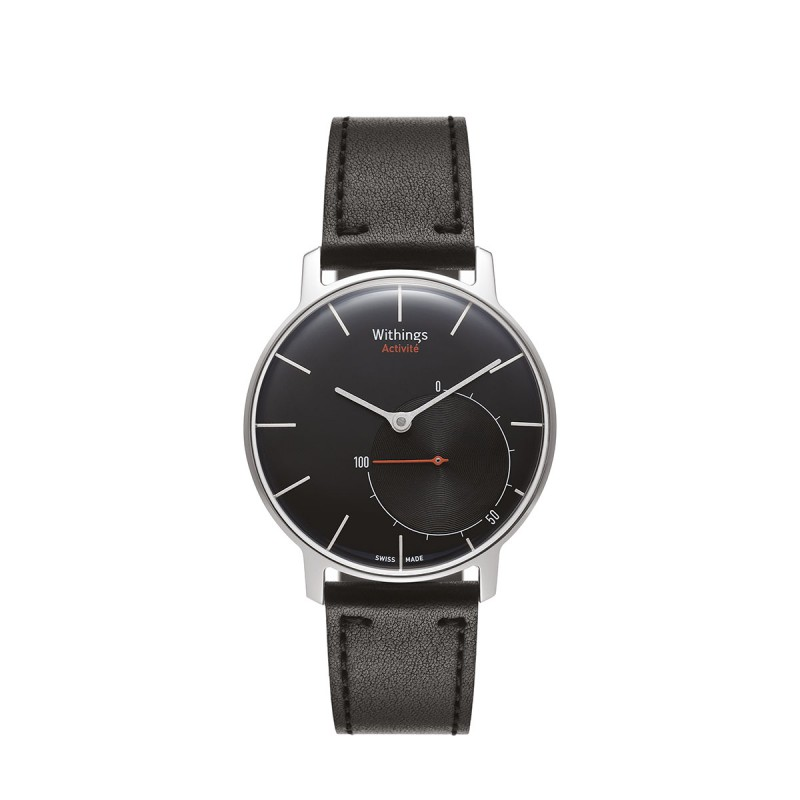 Withings Activité - švajčiarske hodinky s monitorom aktivity - čierne