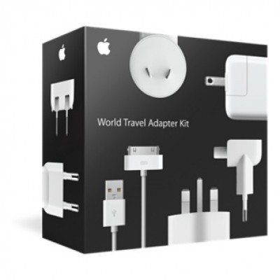 Apple World Travel Adapter Kit mb974zm/b