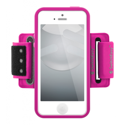 SwitchEasy MOVE Sports Armband for iPhone 5/5S - Purple